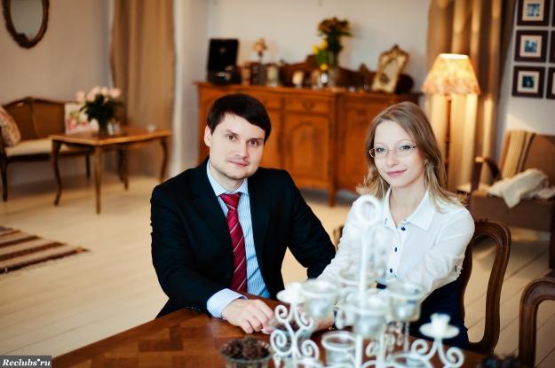 Михаил Зарубин и Дарья Константинова